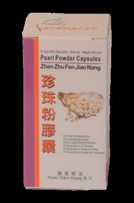 pearl powder verpakking