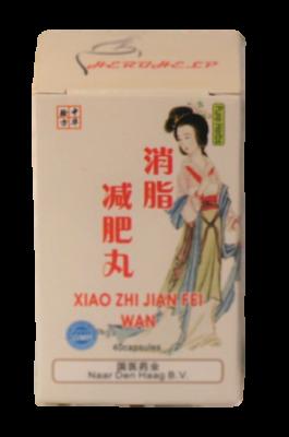 xiau zhi jian fei wan voor afvallen