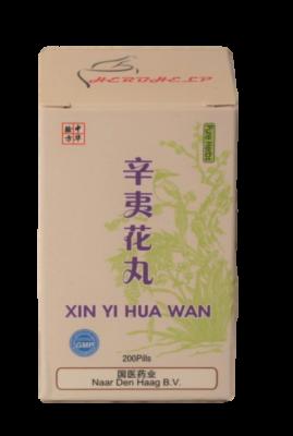 Xin yi hua wan