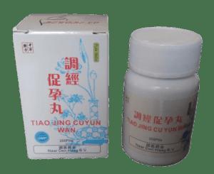 Tiao Jing Cuyun wan