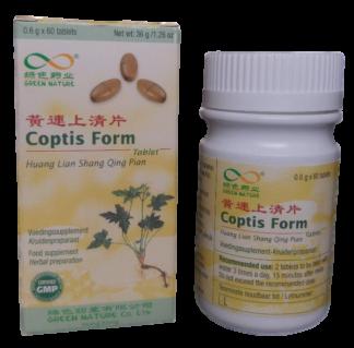 Coptis form