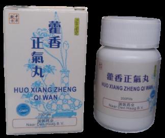 Huo xiang zhen qi wan