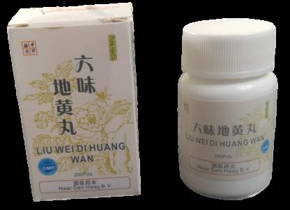 Liu Wei Di Huang Wan