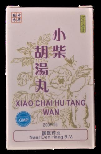 Xiao chai hu tang wan bij misselijkheid